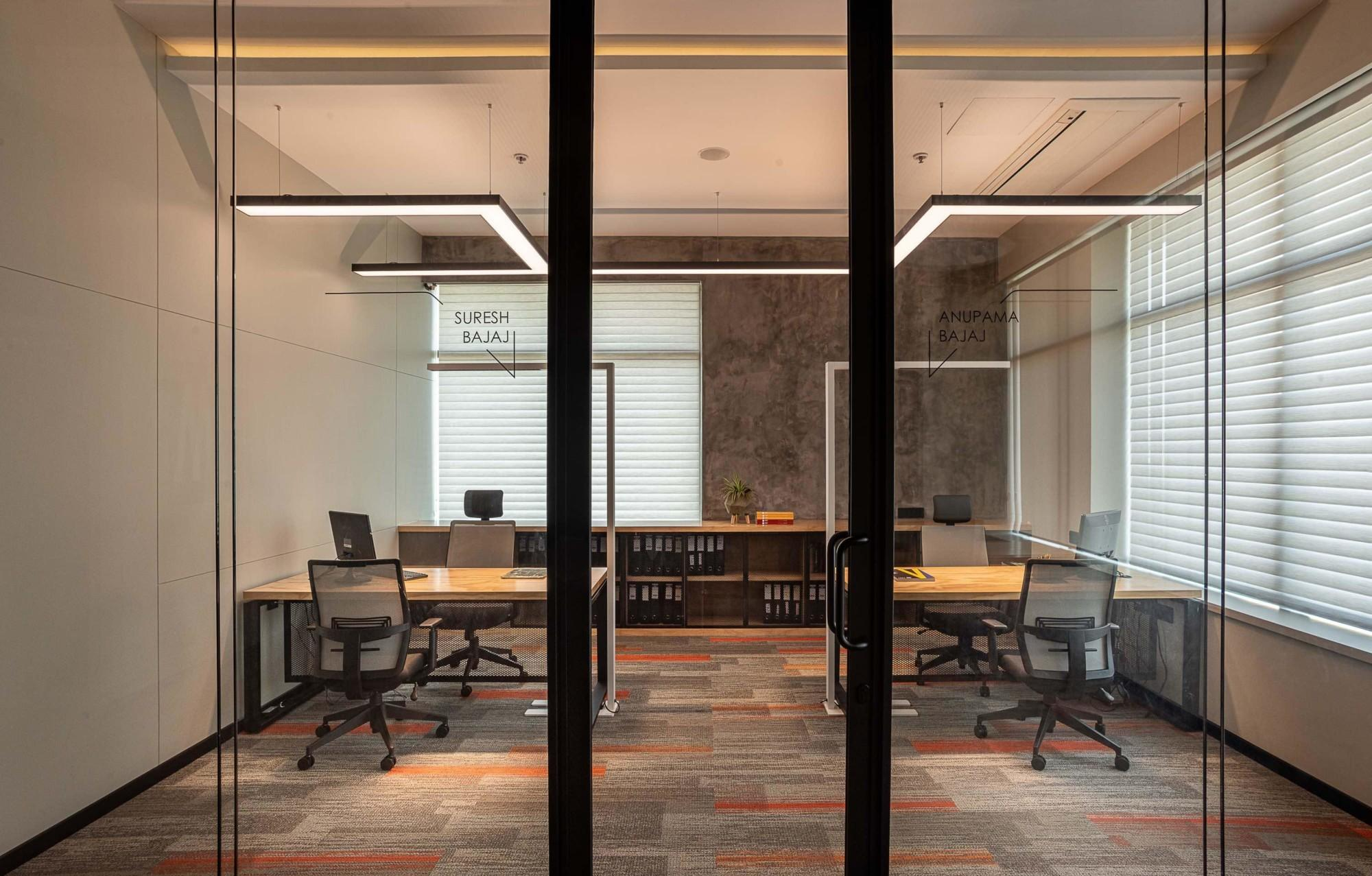 Abby lighting office