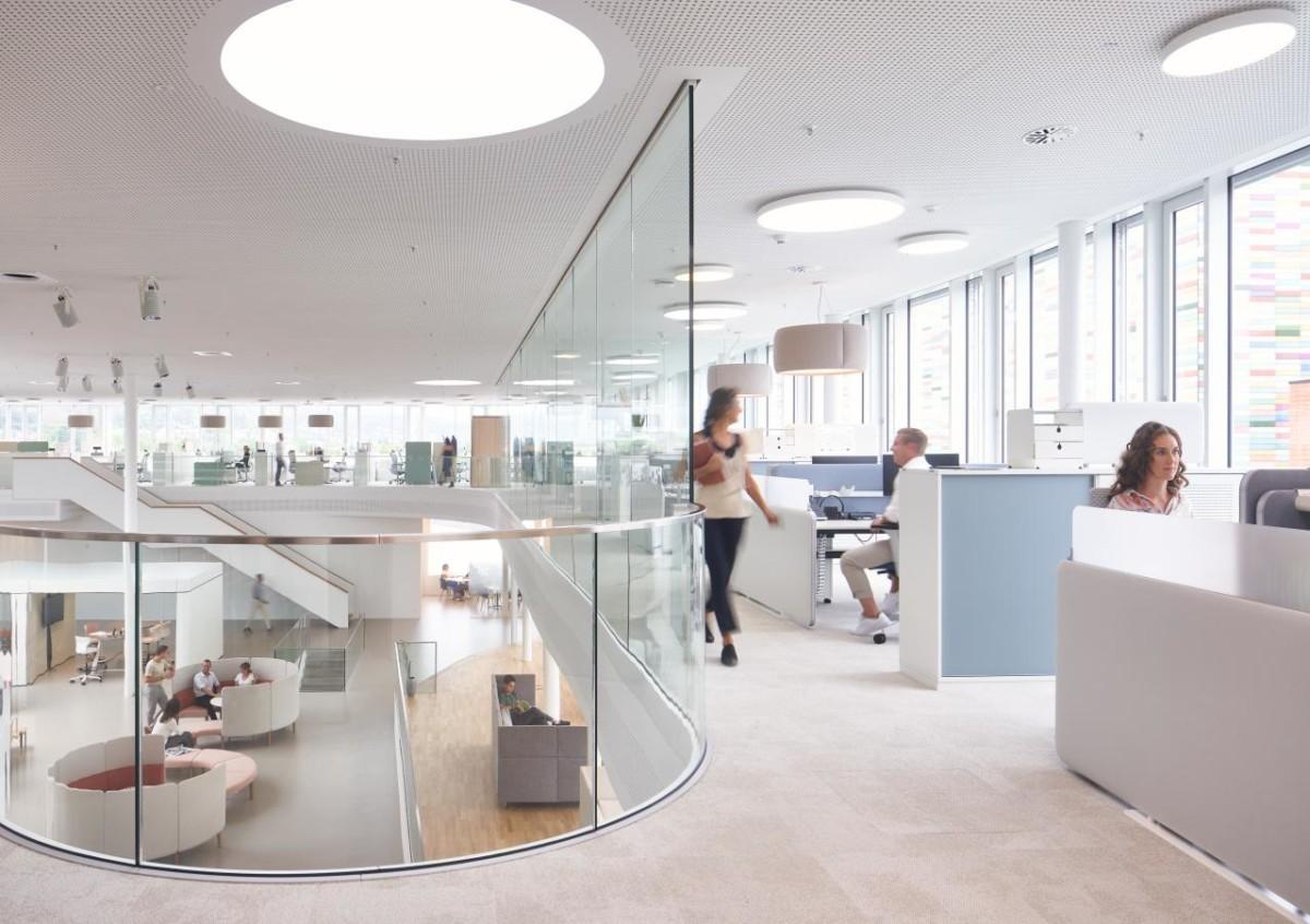 Sedus smart office 2nd floor
