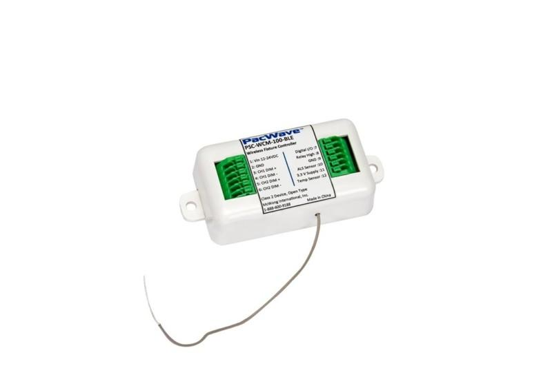 Dual Channel Wireless Fixture Controller