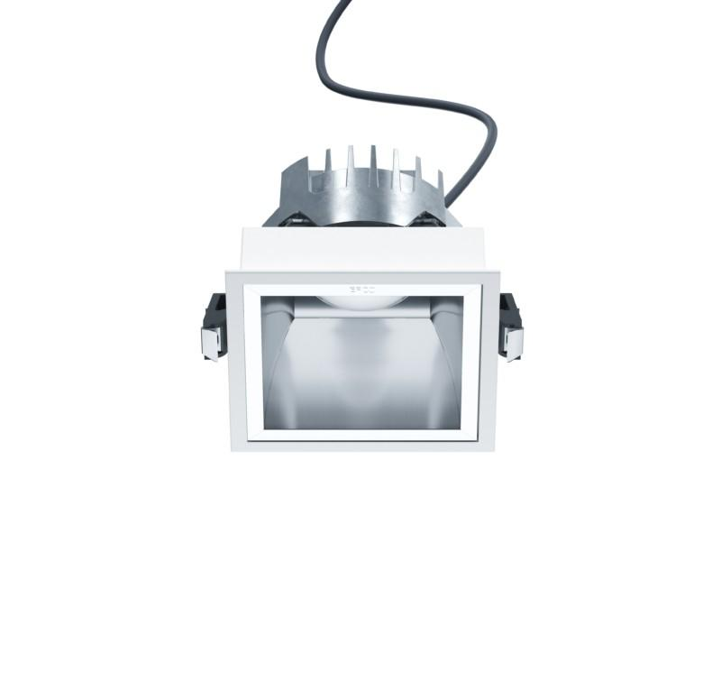 ERCO Quintessence recessed luminaire square