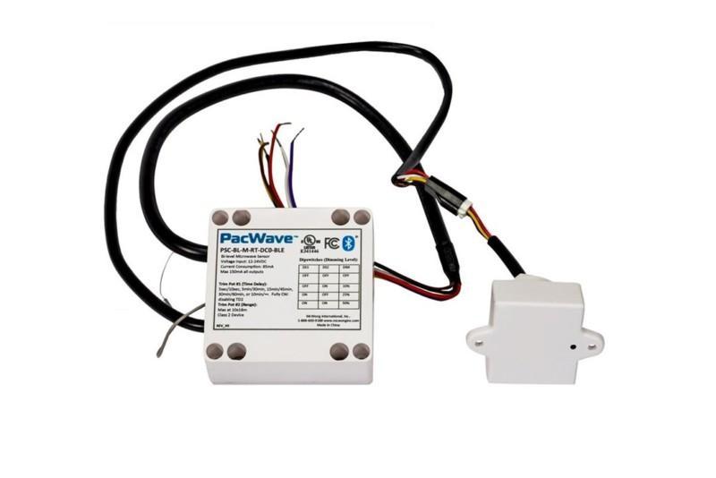Microwave Bi-level Remote Head Occupancy Sensor
