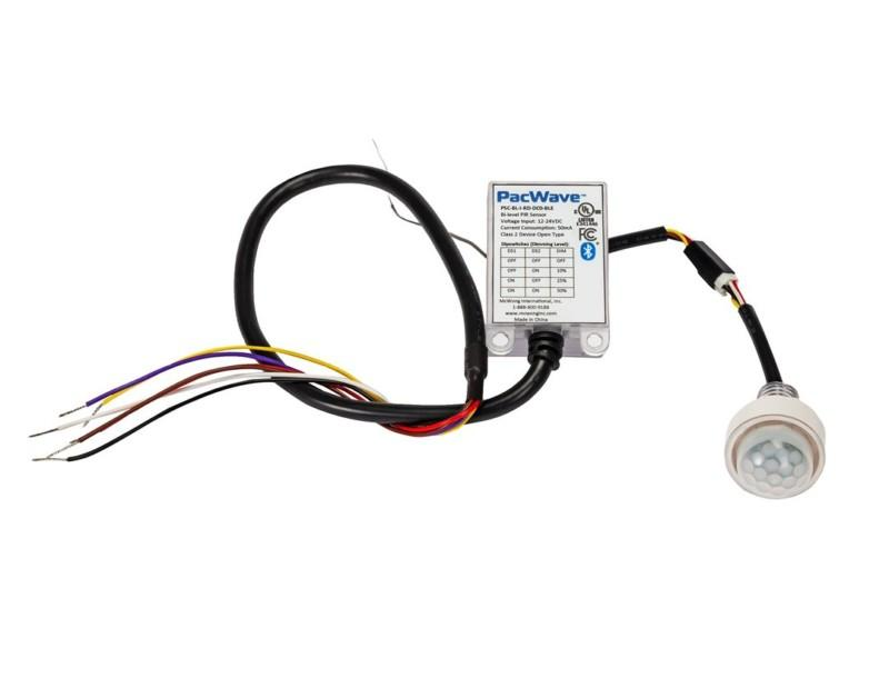 PIR Bi-level Remote Head Occupancy Sensor