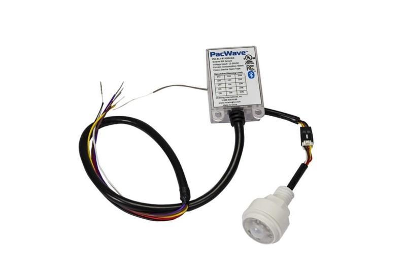 PIR Bi-level Remote Head Occupancy Sensor with Daylight Harvesting