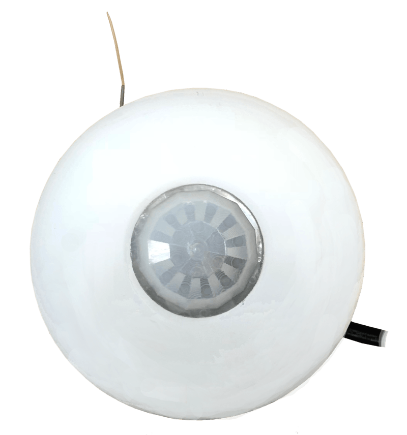 PIR Non-Dimming Ceiling Mount Sensor