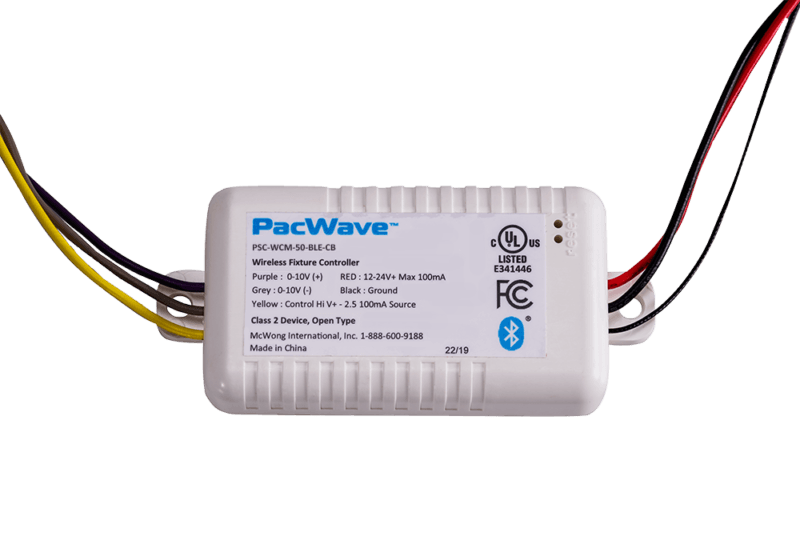 Single Channel Wireless Fixture Controller 50