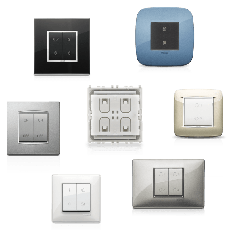 Vimar Batteryless Bluetooth switch