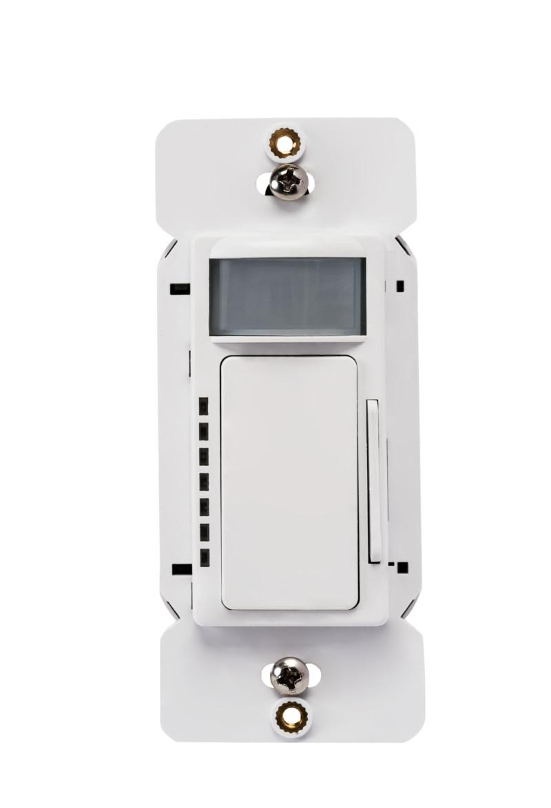 Wall Switch Controller with PIR Occupancy Sensor