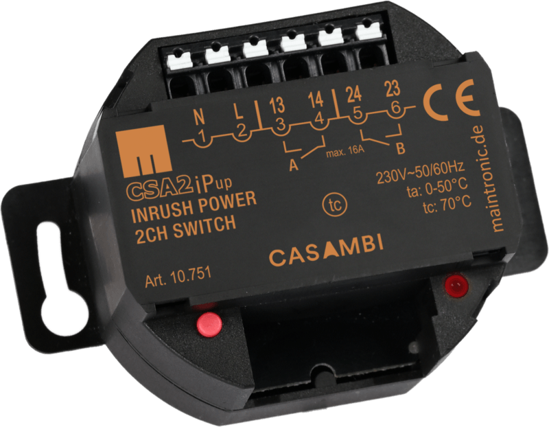 CSA2 UP switch actuator