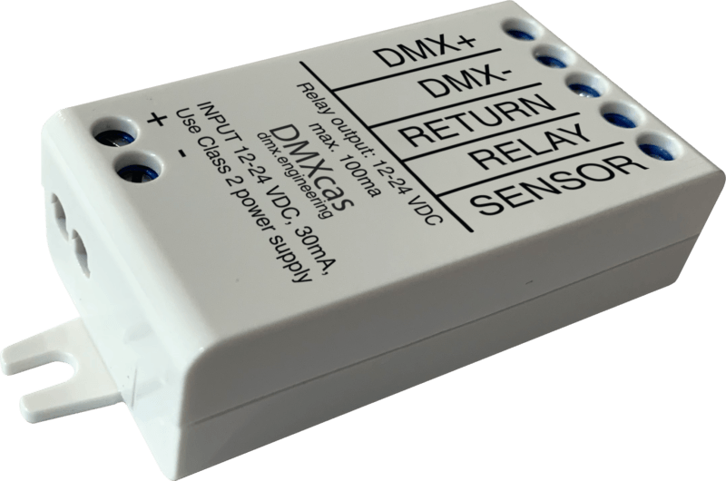 DMX Engineering DMXcas