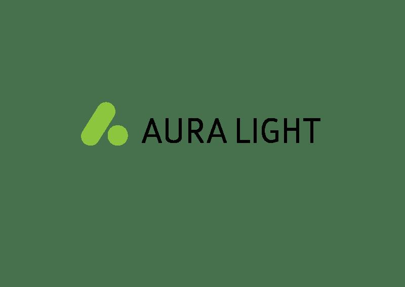 Aura light logo