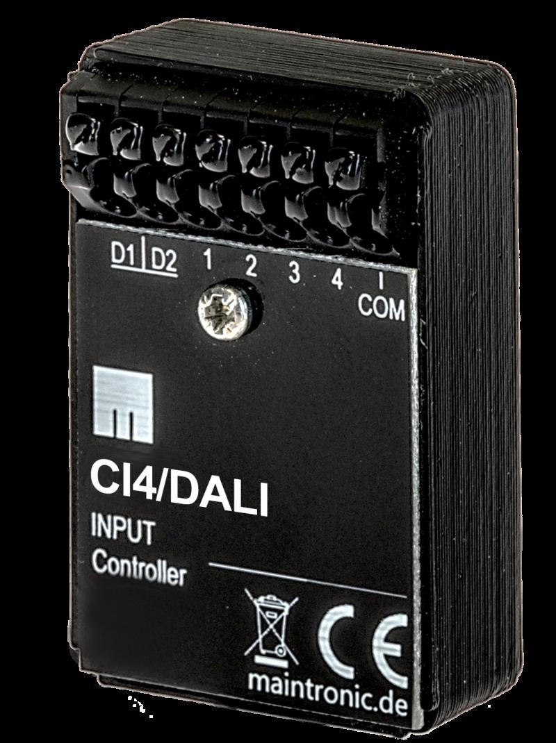 CI4 DALI Input Controller